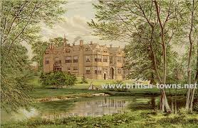 Home Of Queen Elizabeth Franks Hall The Stately Homes Of The United Kingdom Location