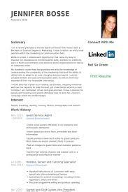 Customer Service Representative Resume Free Resume Templates