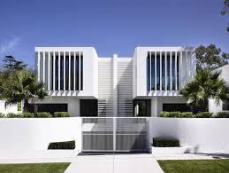 Modern Concrete Home Plans And Designs Spectacular Design Modern Home Fence Modern House Gates And Fences