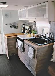 Pop Up Camper Interior Ideas by 27 Amazing Rv Travel Trailer Remodels You Need To See Rvshare Com