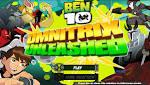 สนุกกันกับ Ben 10 Omnitrix หนุ่ม