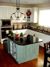 kitchen beautiful small square kitchen design with island table