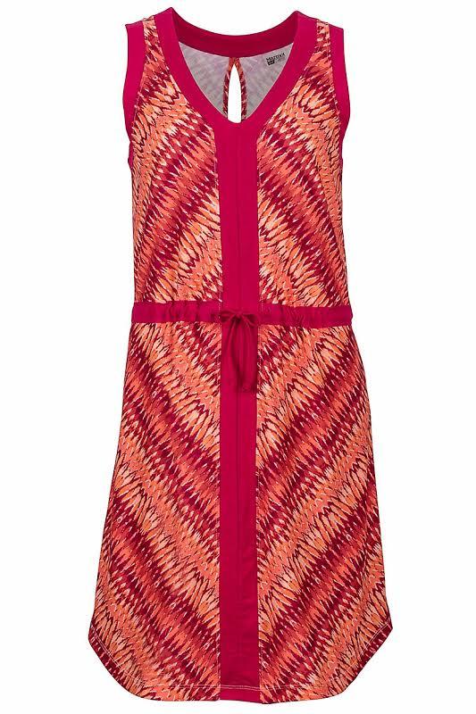 Marmot Remy Dress Rosebud Feather L 49560-8202-L