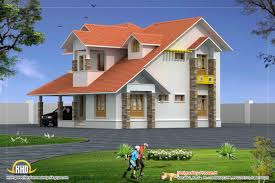 duplex house elevation 2250 sq ft home appliance