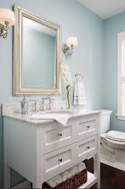 Beach Bathroom Decor Ideas Colors Best 20 Light Blue Bathrooms Ideas On Pinterest Blue Bathroom