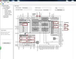 pga411q1evm pga411 a b z output signal abnormal automotive read
