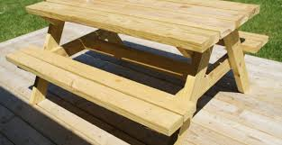 100 diy picnic table plans free table delightful picnic