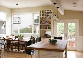 What Is The Best Lighting For A Kitchen by Light Over Kitchen Table Houzz