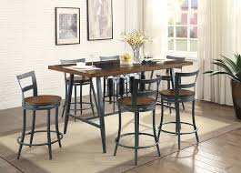 Nolita Piece CounterHeight Dining Package The Brick - Counter height kitchen table