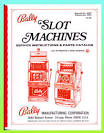 bally slot machine for sale