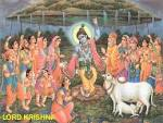 Wallpapers Backgrounds - Lord Krishna Janmashtami 2012 Wallpapers