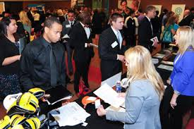 Career Fair Experiences Record Numbers   Fowler College of     Fowler College of Business Administration   San Diego State University
