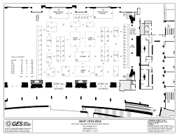 San Diego Convention Center Floor Plan by Pennoni Trade Show Booth Smart Cities Philadelphia U0026 California