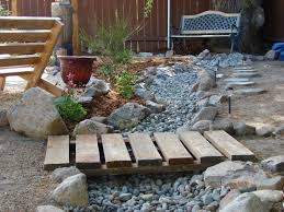 Best  Dry Riverbed Landscaping Ideas Only On Pinterest Stones - Backyard river design