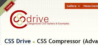 CSS Kompres Tool