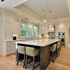 Cooking Islands For Kitchens Beautiful Kitchen With Large Island House U0026 Home Pinterest
