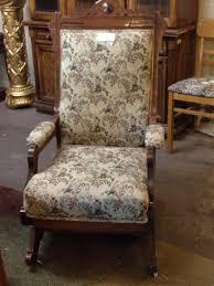 Upholstered Glider Antique Upholstered Glider Rocker Turtle U0027s Treasures 602 374 8317