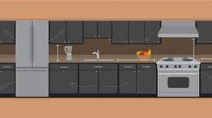 Galley Kitchen Designs Layouts by Best Practices For Kitchen Space Design Fix Com