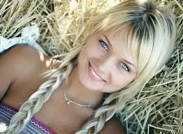 beautiful prekrasan osmjeh plavuše wallpaper hd pozadine