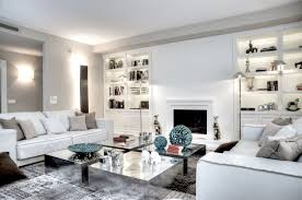 White Home Interiors Luxury Home Interior With Timeless Contemporary Elegance