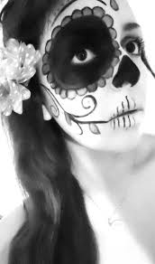 25 best calavera face painting inspiration images on pinterest