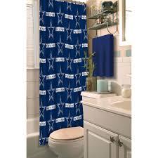 Home Decor Store Dallas Nfl Dallas Cowboys Decorative Bath Collection Shower Curtain