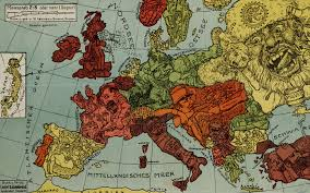 Europe After Ww1 Map by Europe Imgur