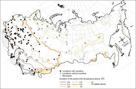 Former Soviet Union Map Cartographic Analysis Of Woodlice Fauna Of The Former Ussr