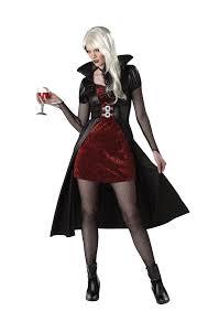 vampire fangs spirit halloween amazon com california costumes women u0027s blood thirsty beauty