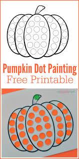 printable halloween worksheets pumpkin do a dot worksheet pom poms worksheets and free printable