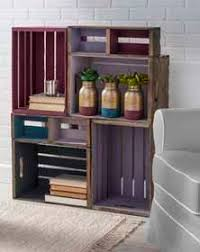 Wooden Crate Bookshelf Diy by 66 Best Moore Wood Crates Images On Pinterest Wood Crates