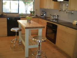 kitchen island on wheels with seating home design styles