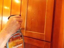 Cleaning Painted Kitchen Cabinets Prepossessing 20 How To Clean Kitchen Cabinets Before Painting
