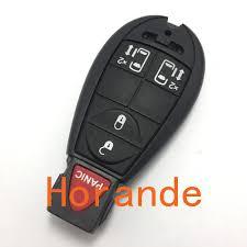nissan micra key fob key blank for chrysler car key cover fob 4 1 button remote control