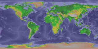 Tectonic Plate Map Earthguide Online Classroom Plate Tectonics