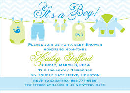 Invitation Cards For Baby Shower Templates Baby Boy Shower Invitations Templates Free Invitation Templates