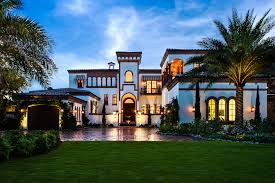 Stone Exteriors On Luxury Homes Luxury Homes Exterior Home - Modern style homes design