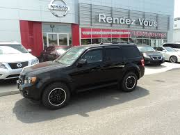 Ford Escape Sport - used 2012 ford escape sport xlt at rendez vous nissan 22995 0