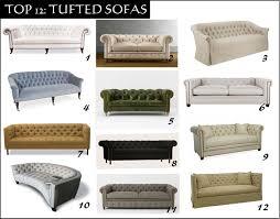 tufted sofa top 12 tufted sofa u0027s