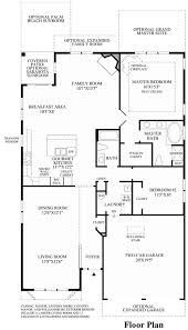 Sunroom Floor Plans by Regency At Trotters Pointe The Bronson Home Design