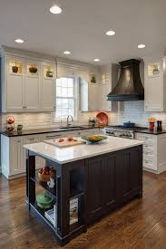 Long Kitchen Island Designs by Small L Shaped Kitchen Designs With Island Outofhome