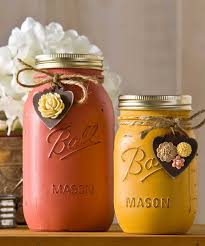 thanksgiving crafts for 10 year olds 30 mason jar fall crafts autumn diy ideas with mason jars