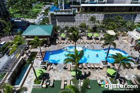 Map Of Waikiki Outrigger Reef On The Beach Hotel Honolulu Oyster Com