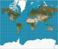 Show Me A Map Of The Middle East finally a world map that doesn u0027t lie d brief