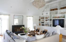 Nautical Home Decor Ideas by Pinkpeonies Co I 2017 08 Mesmerizing Living Room C