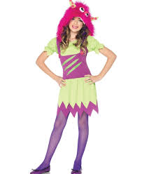 fuzzy wuzzy wanda kids costume leg avenue c48172