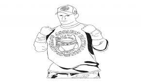 100 wrestler coloring pages henry hugglemonster coloring