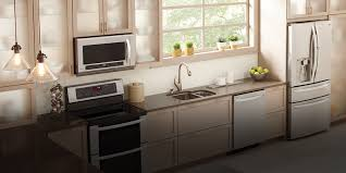 Top Of The Line Kitchen Cabinets Lg Over The Range Microwave Ovens Lg Usa
