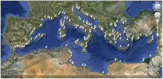 El Mediterráneo: plataforma logística a mundial.