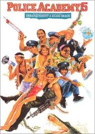 Polisskolan 5 - Uppdrag Miami Beach (1988)